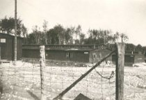 Image of Barracks at Buchenwald Concentration Camp - P2005.82.2