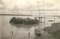 Image of Boats in the Hooghly River