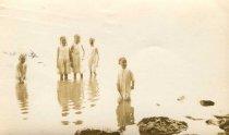 Image of Children Swimming