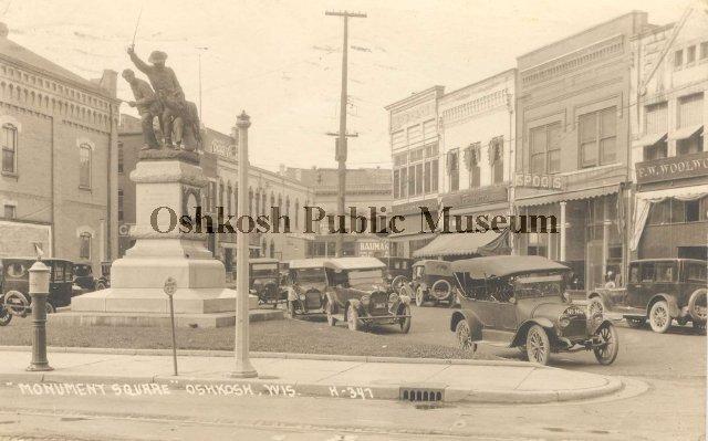 Grand opera house oshkosh history pictures
