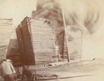 Image of Paine Lumber Fire 1899