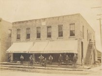 Image of H. F. Wussow and Son Grocery Store - P2007.61