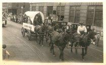 Image of American Legion Parade 1927