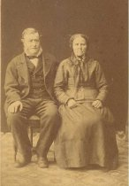 Image of older couple from Norway - P2008.48.1