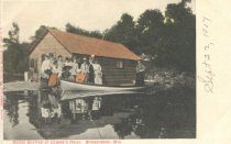 Image of Fishing at Winneconne, Wisconsin - P2008.53.16