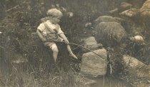 Image of Boy Fishing - P2009.37.5
