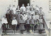 Image of School Class - P2010.53.8
