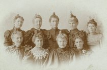 Image of Group of Women - P2010.53.9