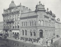 Image of YMCA and National Bank Buildings - P2010.63.5