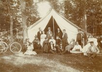 Image of Group of Campers - P1945.10.7