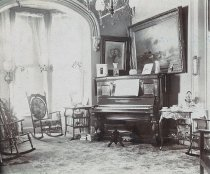 Image of Music Room in the Libbey House - P1945.10.16