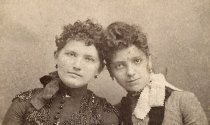 Image of Two Unidentified Women - P2012.15.52