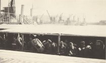 Image of Troops on a Transport Ship - P1977.5.130
