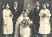 Image of Weber Diener Wedding - P2013.38.38
