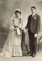 Image of Eward & Mary Stini Meyer Wedding - P2013.38.8