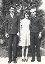 Image of Robert & Lorraine Meyer w/Stanley Werner