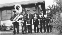 Image of Marching Band - P2005.80.5