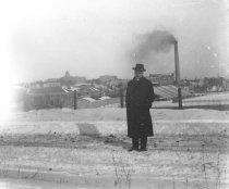 Image of Bridge at the University of Wisconsin - P1978.4.68