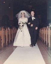 Image of Unidentified Wedding - P2014.32.71