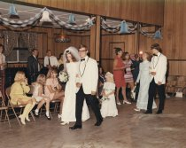 Image of Unidentified Wedding Party - P2014.32.84