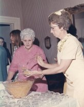 Image of Unidentified Wedding Reception - P2014.32.88