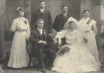 Image of Frederick & Linda Hildebrand Wedding - P2014.54.2