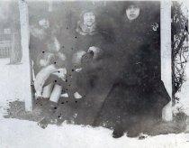 Image of June, Elsie & Puddy - P1997.54.11