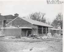 Image of Construction of 1953 Read School addition  - P2015.47.14