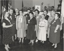 Image of American Gold Star Mothers Event - P2003.51.29