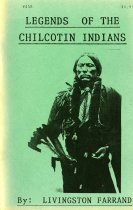 Image of 001813 - Legends of the Chilcotin Indians