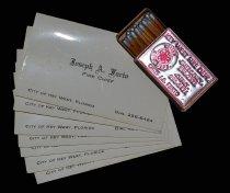 Image of Joseph A. Farto Business Card