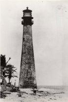 Image of 0000.00.0065 - Cape Florida Lighthouse, Key Biscayne, Florida