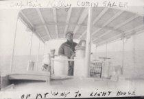Image of 0000.00.0087c - Captain Kelley and a Cuban Sailor
