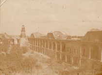Image of 0000.00.0105 - Fort Jefferson Lighthouse and Parade Grounds