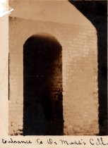 Image of 0000.00.0119 - Entrance to Dr. Mudd's Cell at Fort Jefferson