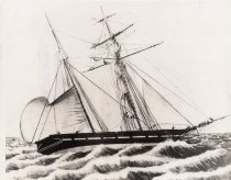 Image of 0000.00.0185 - Commodore David Porter's USS Shark