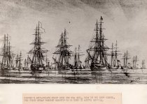 Image of 0000.00.0186a - Anti-Pirate Fleet in Key West Harbor