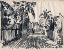 Image of Shaded Alley