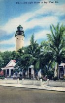 Image of Key West Lighthouse