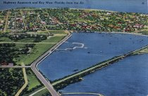 Image of Aerial View of Key West