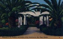 Image of Confederate Memorial, Key West