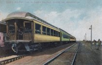 Image of Train at Knight's Key Station