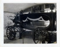 Image of Dean Lopez Horse-Drawn Hearse