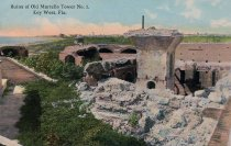 Image of Ruins of Fort West Martello