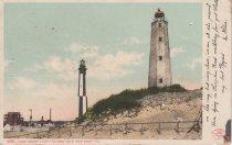 Image of Cape Henry Light Houses