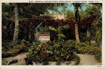 Image of Pergola, Arthur Curtis James Estate, Coconut Grove, Miami, Florida