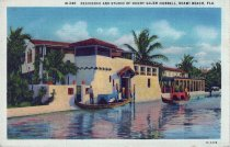 Image of Residence and Studio of Henry Salem Hubbell, Miami Beach