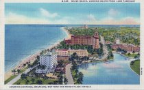 Image of Surfside, Breakers, Wofford and Roney Plaza Hotels