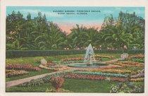 Image of Sunken Garden, Firestone Estate, Miami Beach
