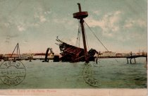 Image of Wreck of the MAINE, Havana